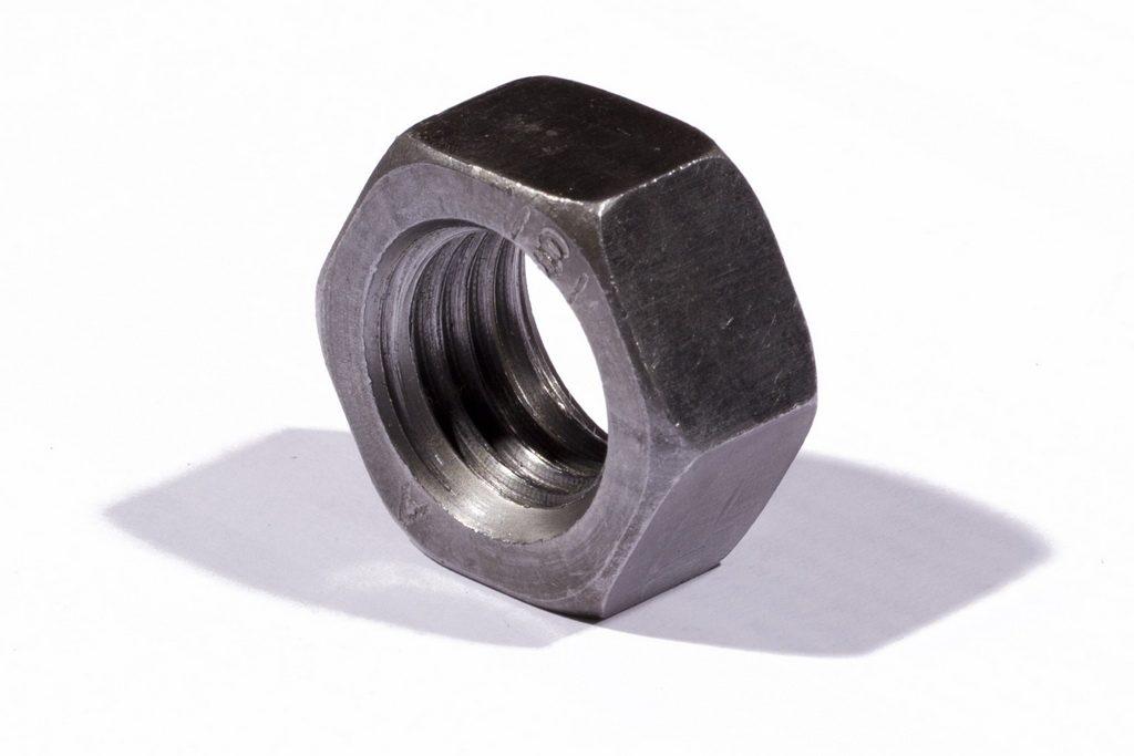 Гайка DIN 934 кл.пр. 10 без покрытия